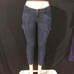 J BRAND Houlihan Cargo Skinny Jeans Olympia